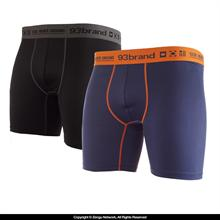 93 Brand Compression Shorts 2-PACK